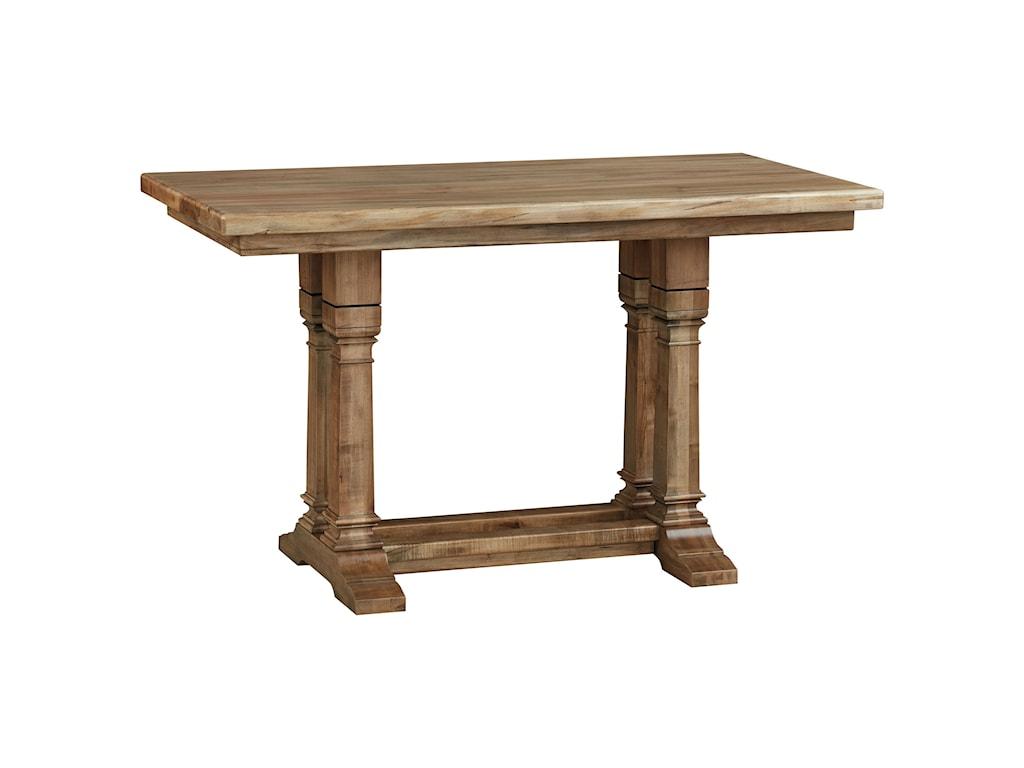 Bassett Bench Made Maple60