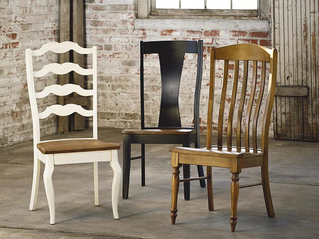 Bassett Bench Made MapleHenry Arm Chair