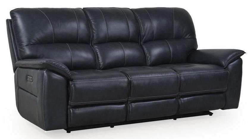 Bassett Benson   Club LevelPower Reclining Sofa