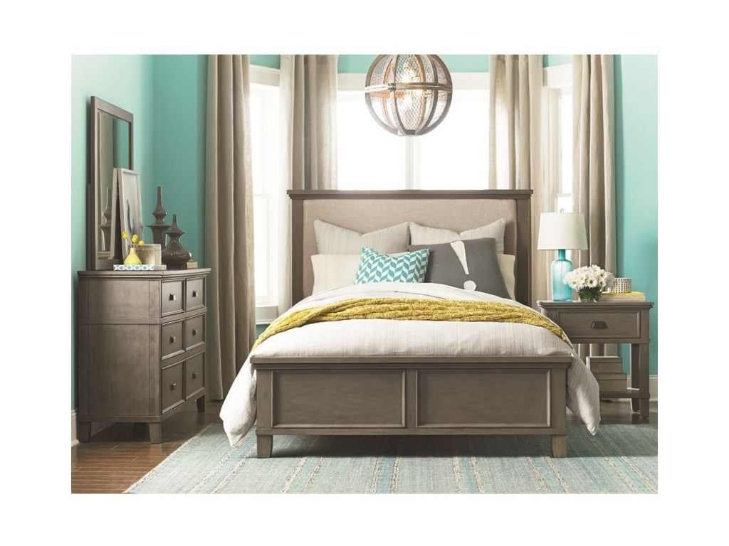 Bassett BrentwoodKing Bedroom Group