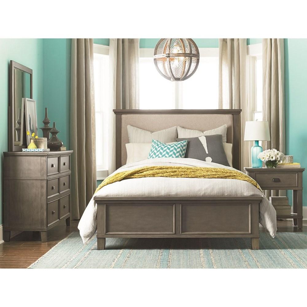 Bassett BrentwoodQueen Bedroom Group