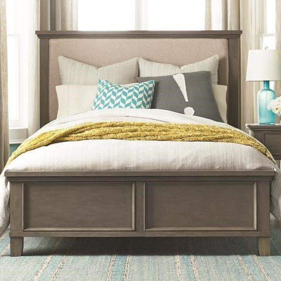 Bassett BrentwoodKing Upholstered Bed