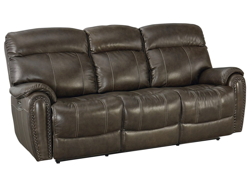 Bett Bridgeport Club Levelmotion Sofa With Headrests