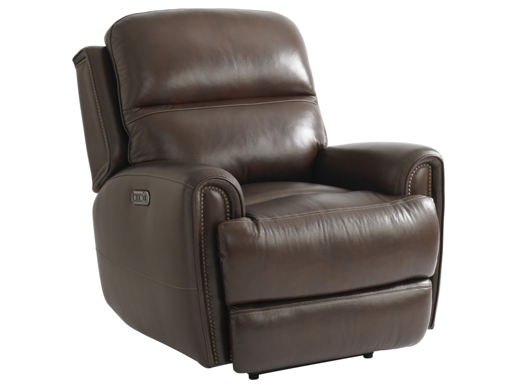 Bassett ButlerWallsaver Recliner with Power