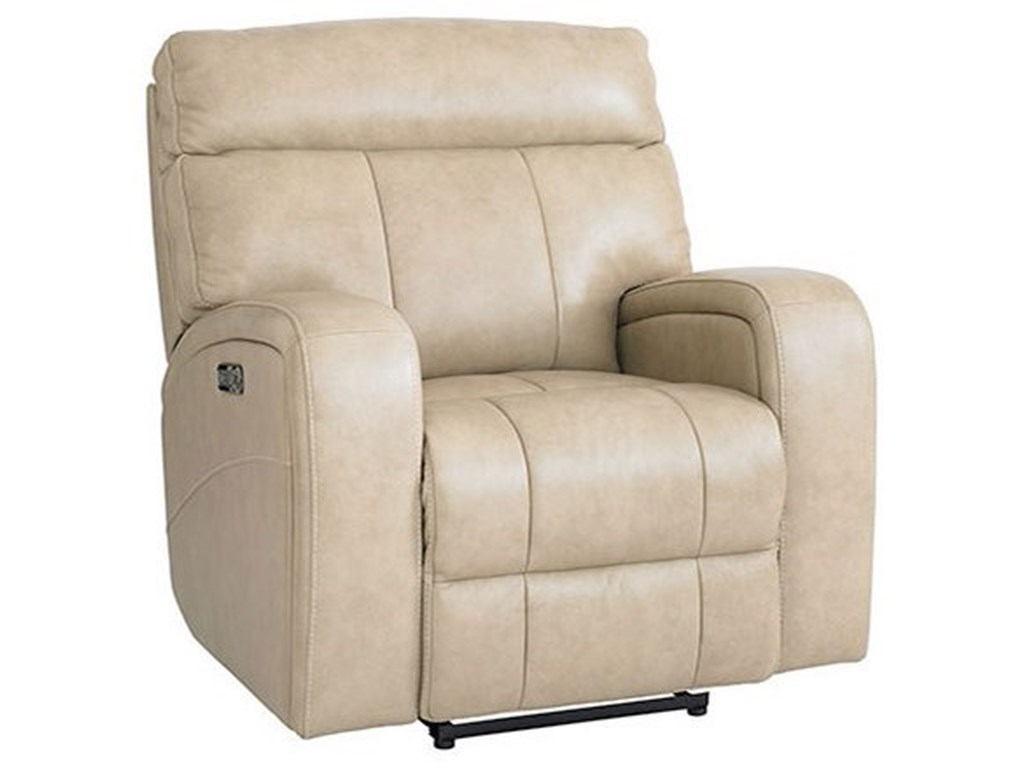 Bassett Club Level - BeaumontPower Wallsaver Recliner