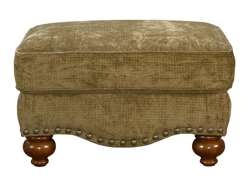 Bassett Club RoomOttoman