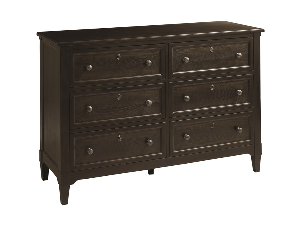Bassett CommonwealthDouble Dresser