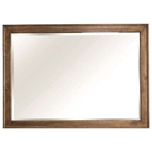 Bassett Commonwealth Mirror