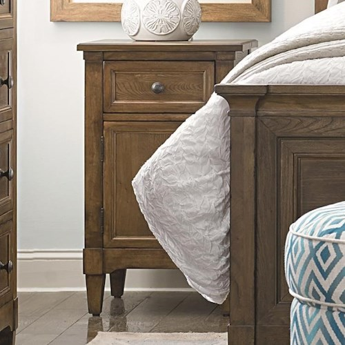 Bassett Commonwealth Door Nightstand