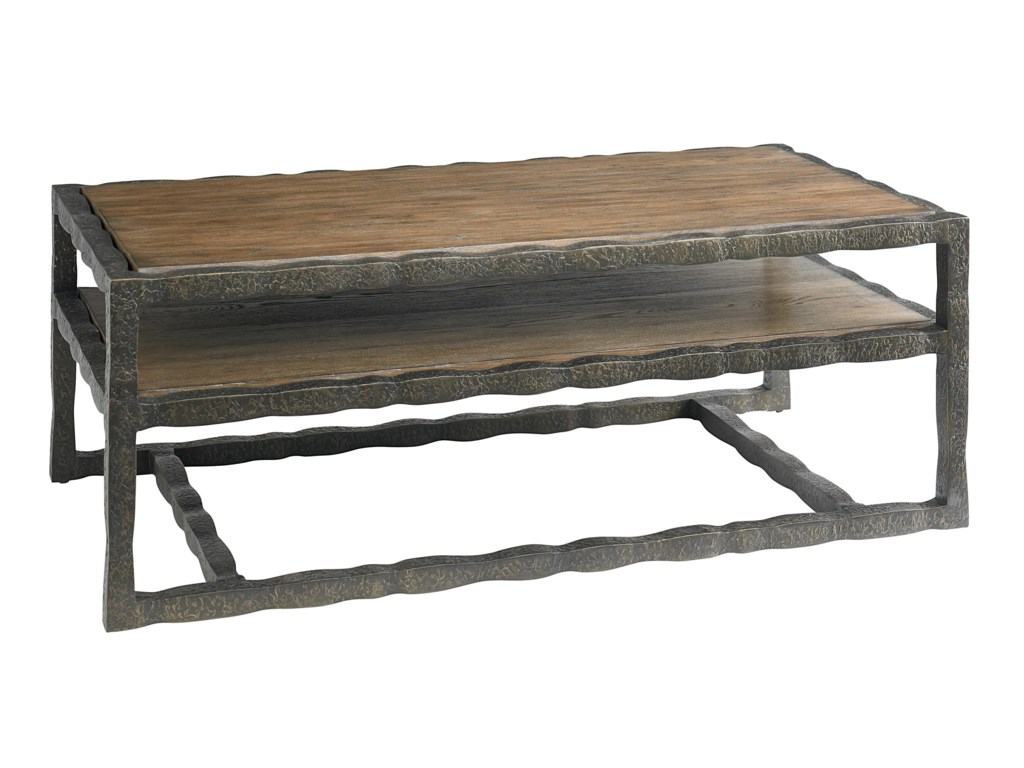 Bassett CompassRectangular Cocktail Table