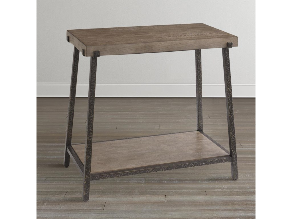 Bassett CompassChairside Table