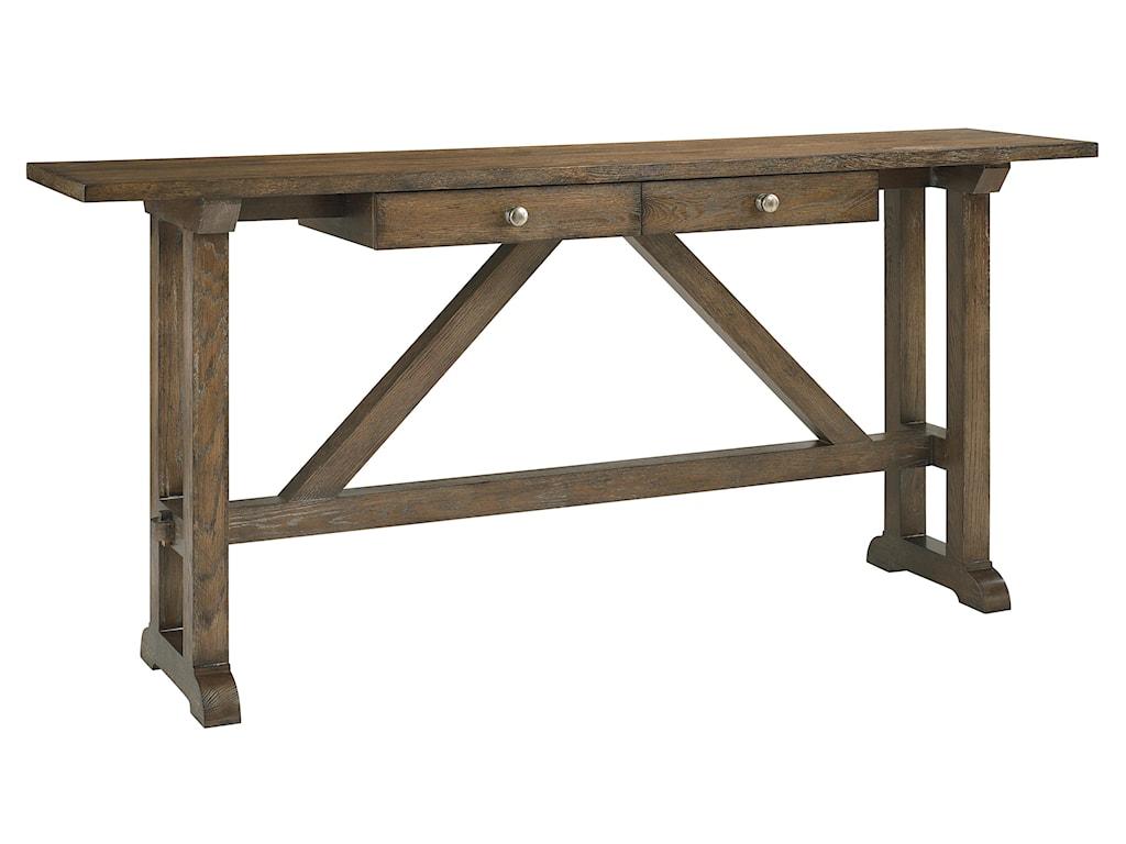 Bassett CompassConsole Table