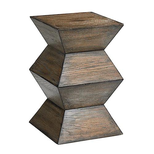 Bassett Compass Side Table