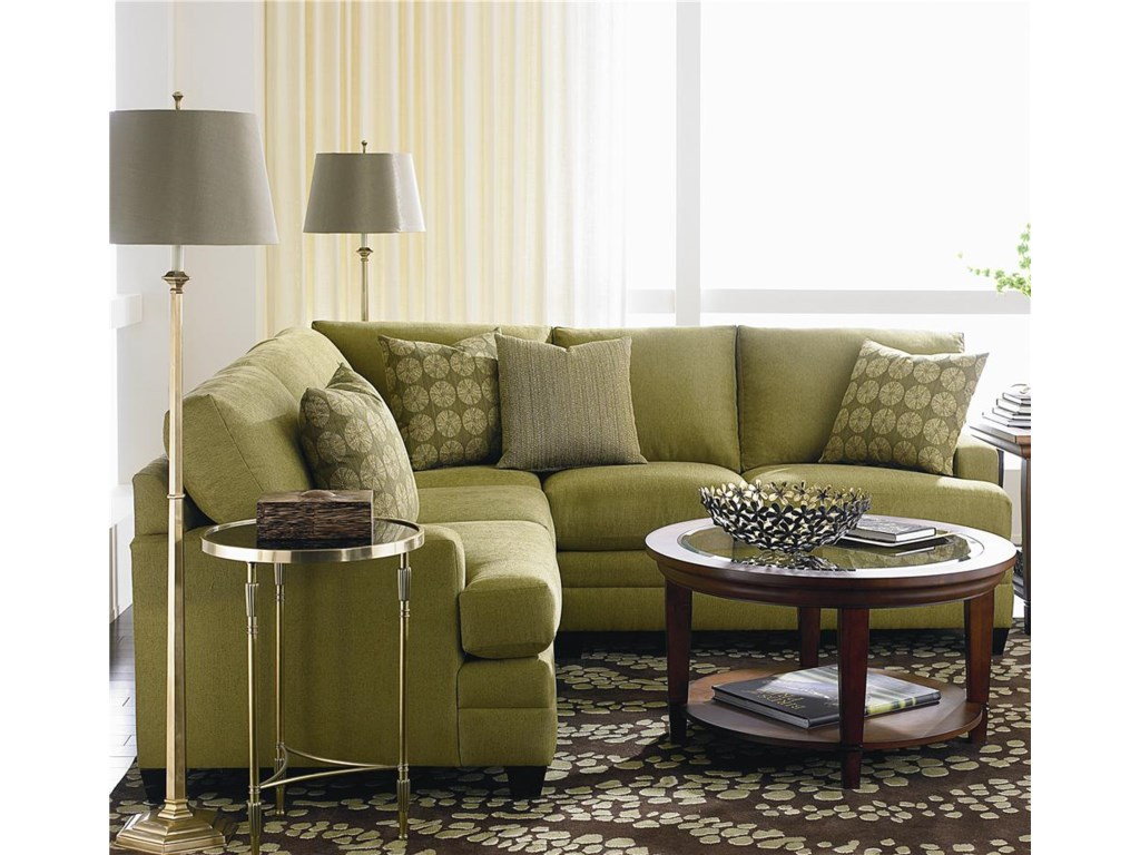 Shown in Room Setting with Coordinating Accent Tables