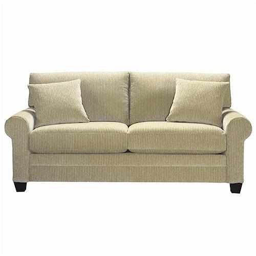 Bassett CU.2 Upholstered Stationary Sofa