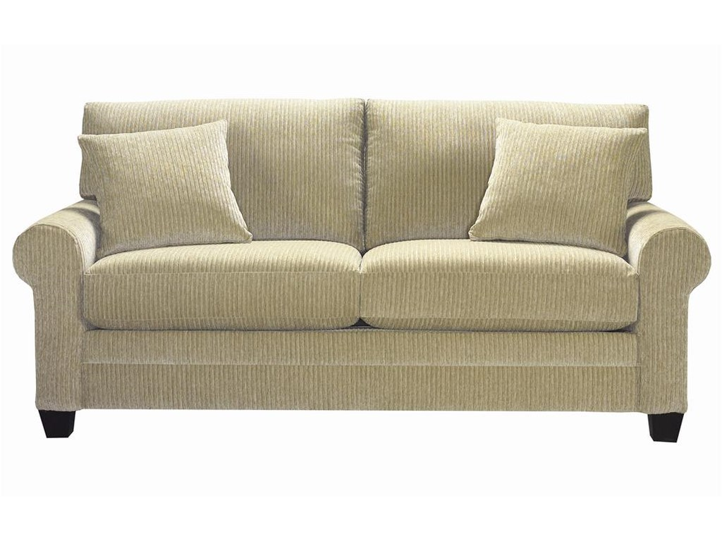 Bassett CU.2Upholstered Stationary Sofa