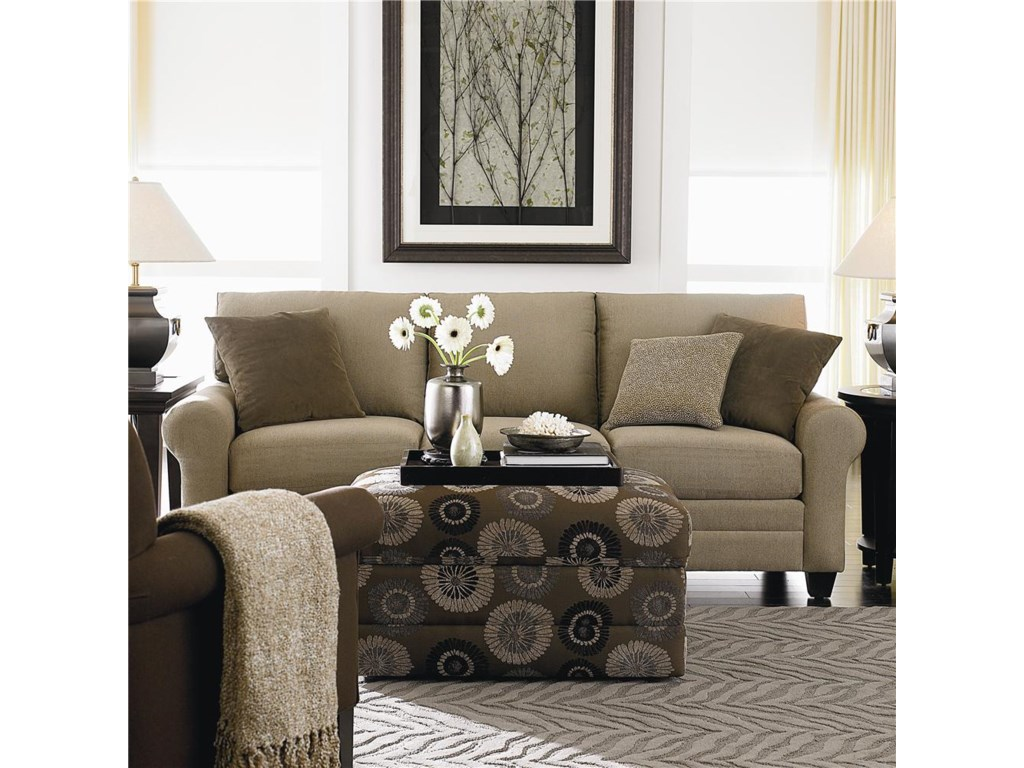 Bassett CU.2Upholstered Stationary Sofa