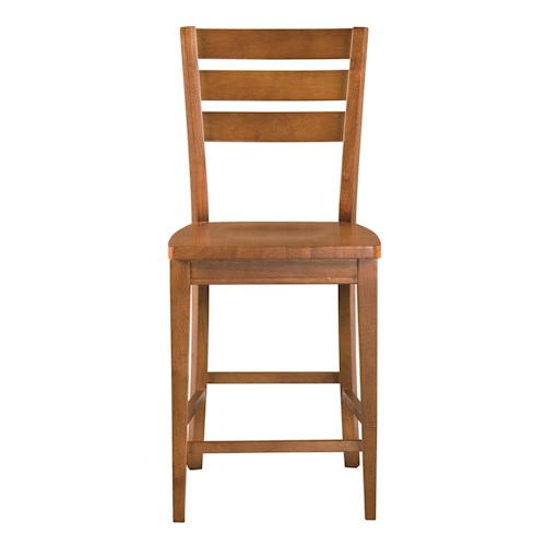 Dining Counter Stool Custom Dining 4469 By Bassett Wilcox Furniture Bar Stools Corpus