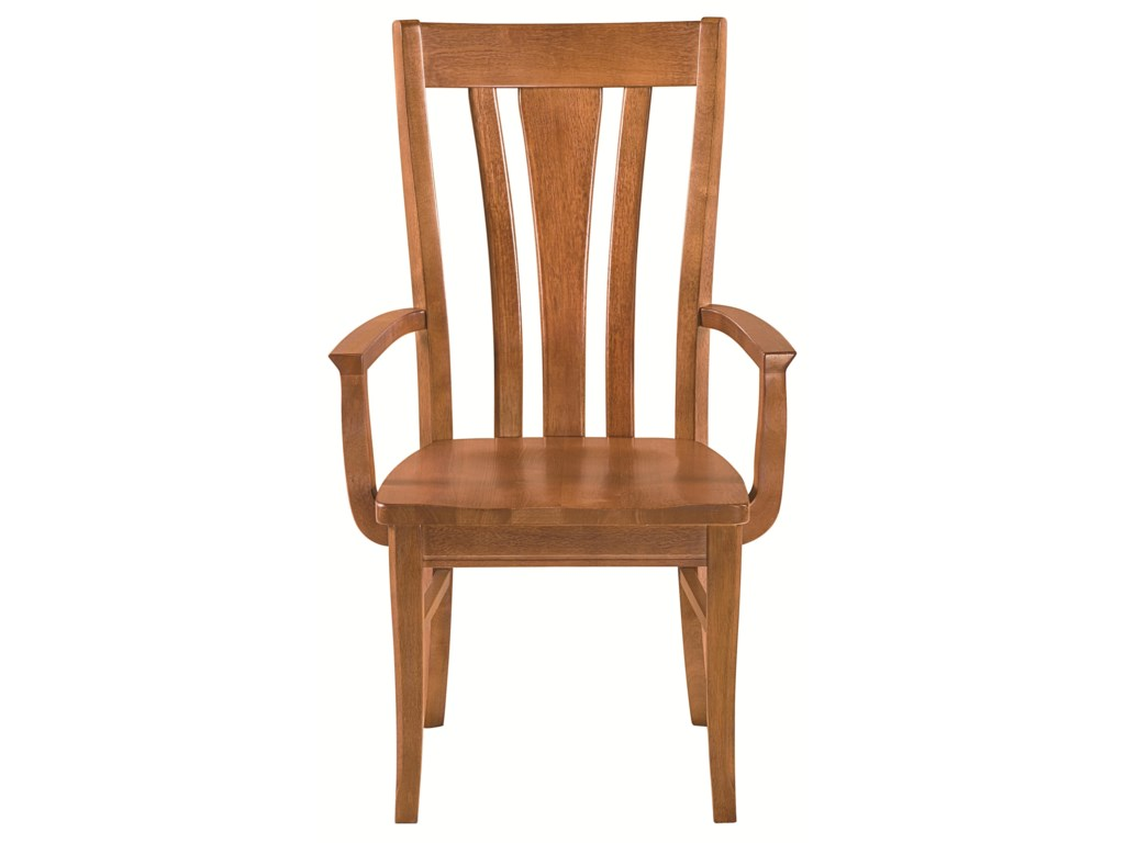 Bassett Custom DiningArm Chair