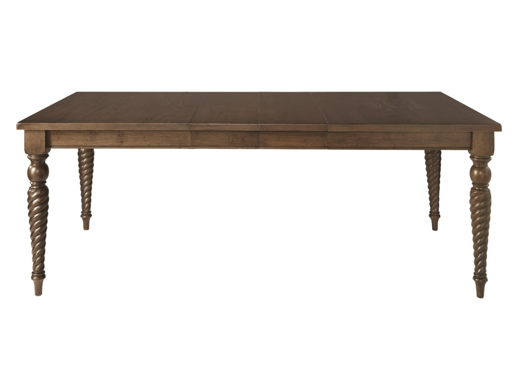 Bassett Custom Dining<b>Customizable</b> Rectangle Dining Table