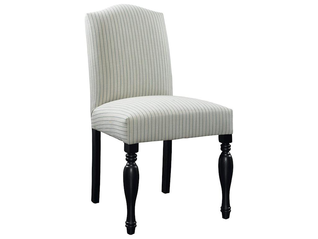Bassett Custom Dining ChairsSmall Upholstered Side Chair