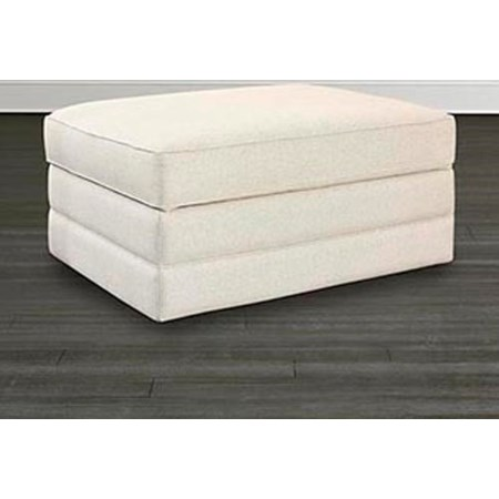 "36"" Rectangular Storage Ottoman"
