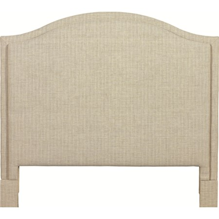 Queen Vienna Upholstered Headboard
