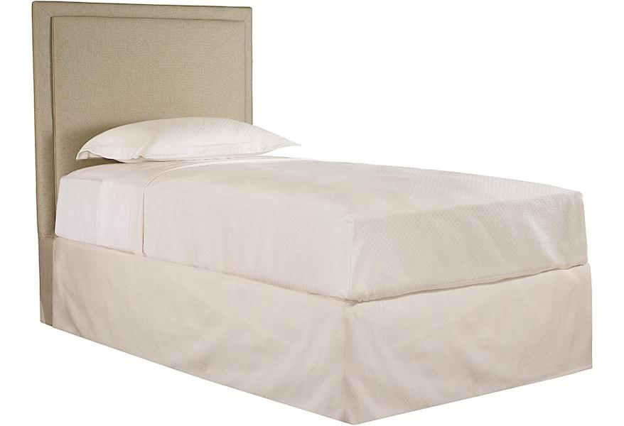 Bassett Custom Upholstered Beds King Manhattan Upholstered Headboard Suburban Furniture Headboards