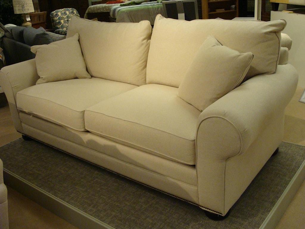 Bassett Custom Upholstery - Estate<b>Custom</b> Sofa