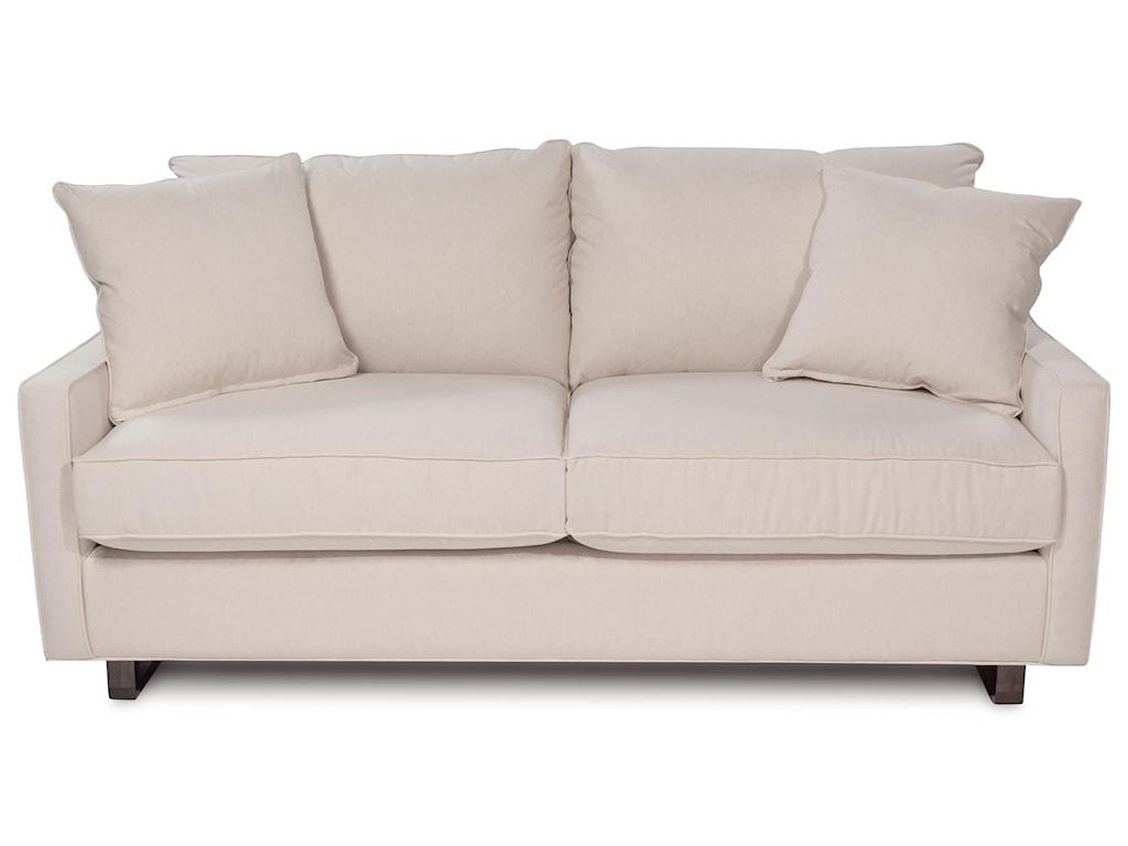 Bassett Custom UpholsteryCustomizable Studio Sofa