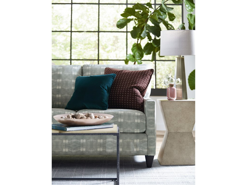 Bassett Custom UpholsteryCustomizable Great Room Sofa