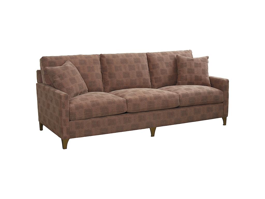 Bassett Custom UpholsteryCustomizable Grand Sofa