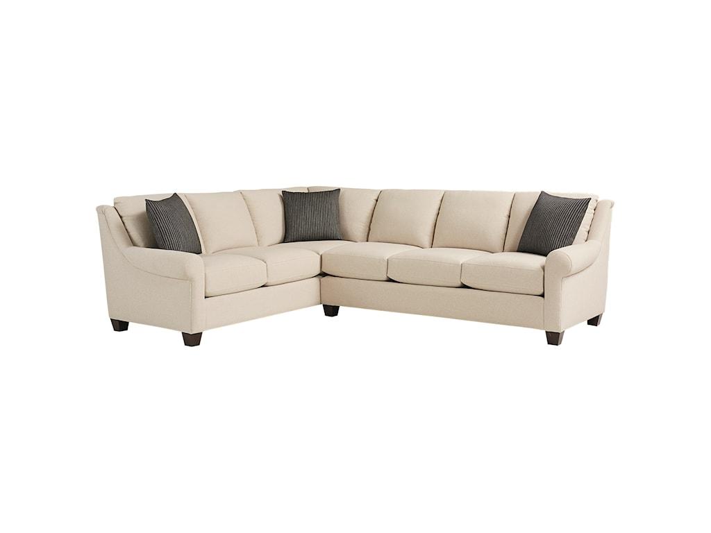 Bassett Ellery5 Seat Sectional