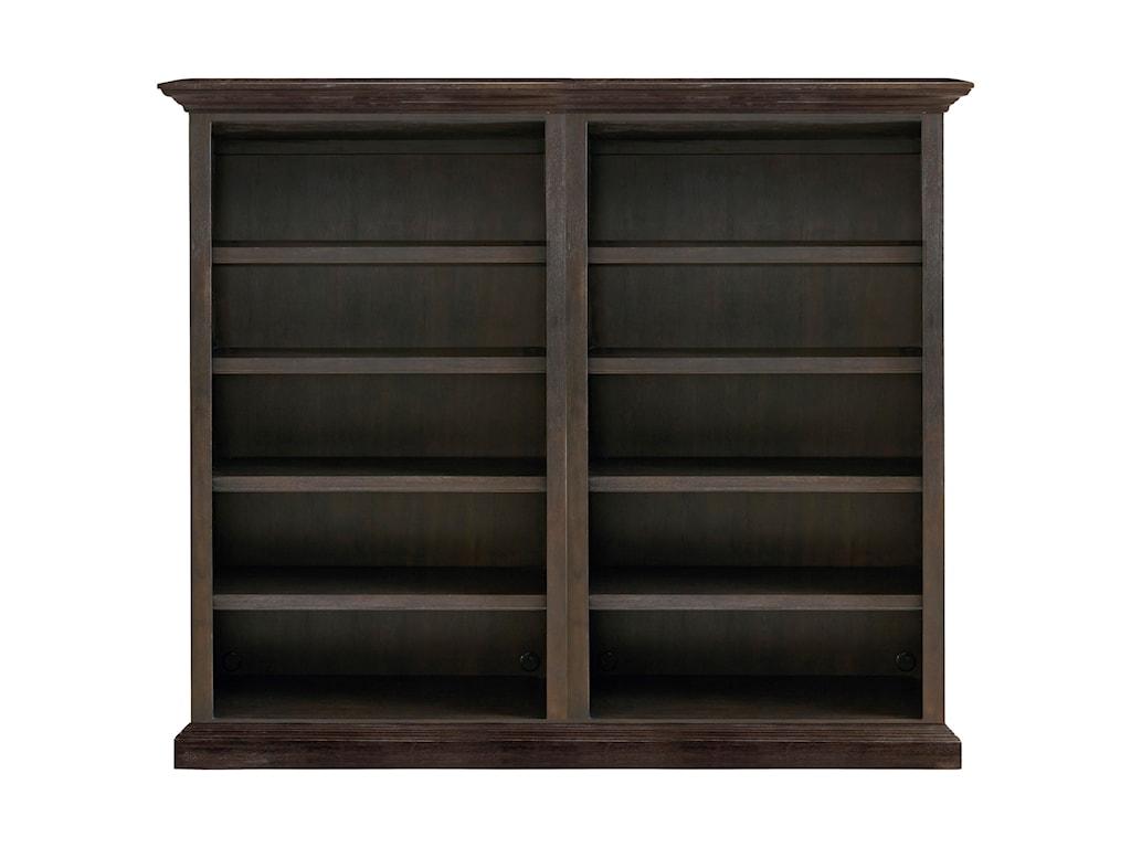 Bassett EmporiumBookcase with Open Storage