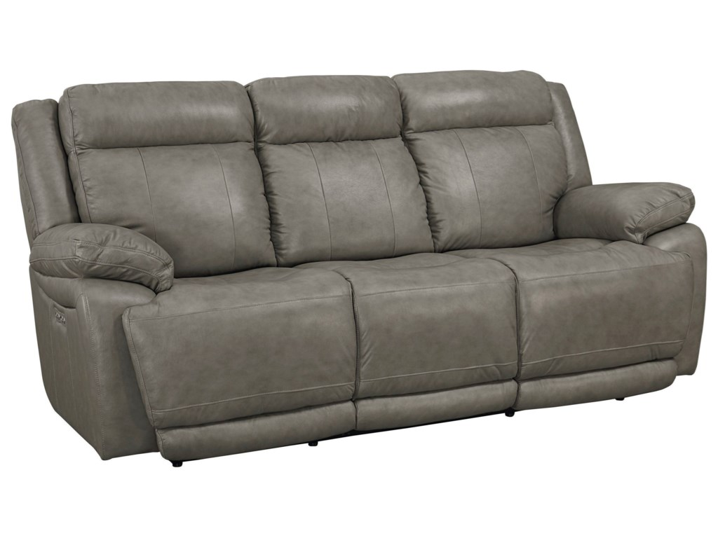 Bassett EvoPower Reclining Sofa