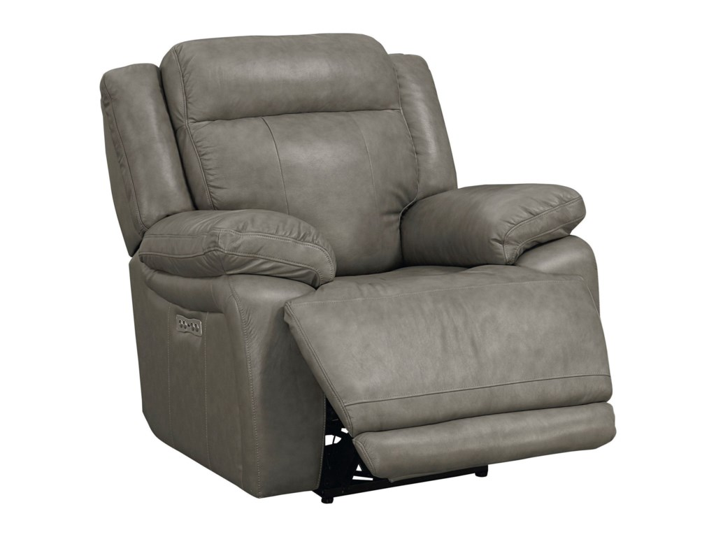 Bassett EvoPower Headrest Wall Saver Recliner