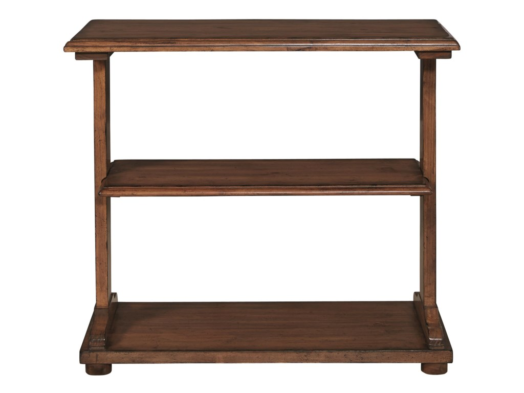 Bassett Heartland PineTier Table