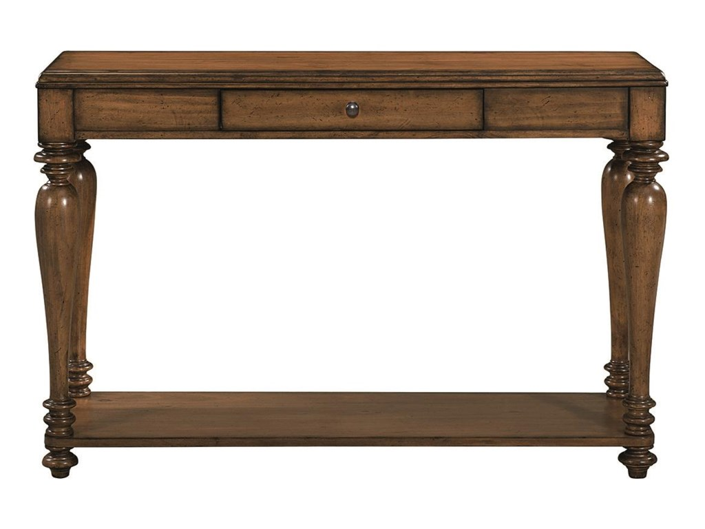 Bassett Heartland PineConsole Table