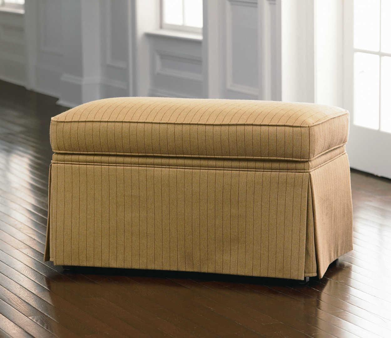 Bassett HGTV Home Design Studio 4000 11 Customizable Ottoman