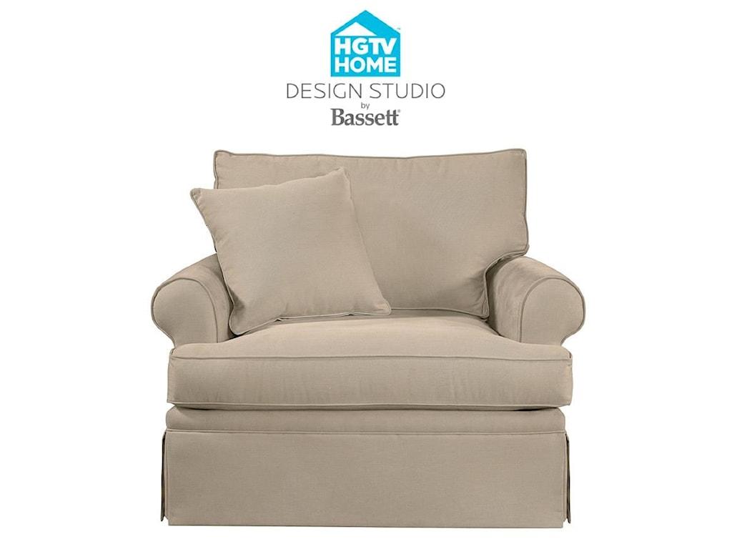 Bassett HGTV Home Design StudioCustomizable Chair