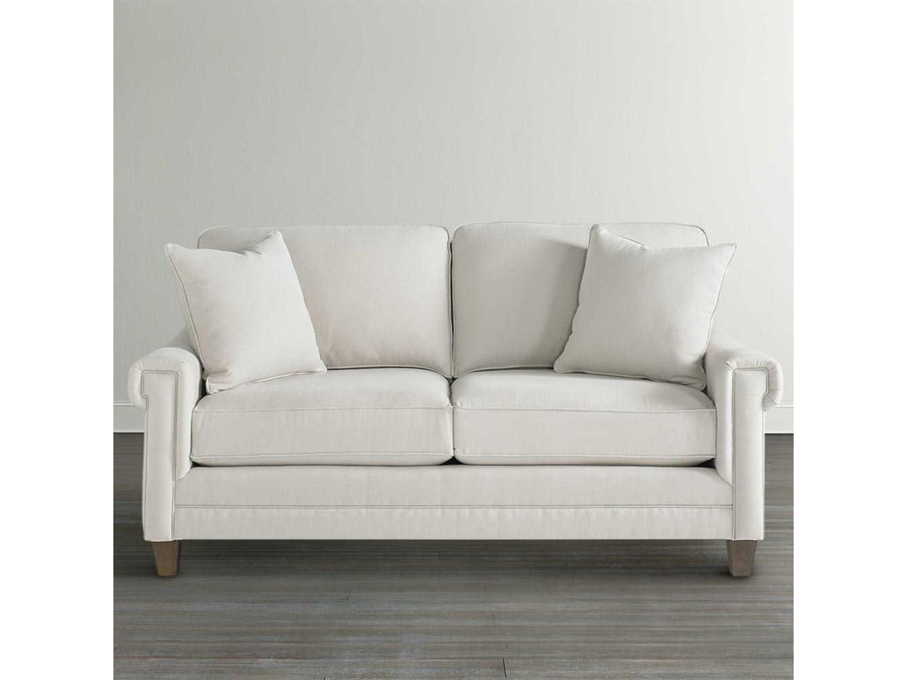 Bassett HGTV Home Design Studio 4000-52 Customizable Studio Sofa ...