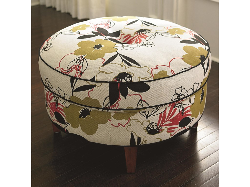 Bassett HGTV HOME Design Studio Custom Ottomans24