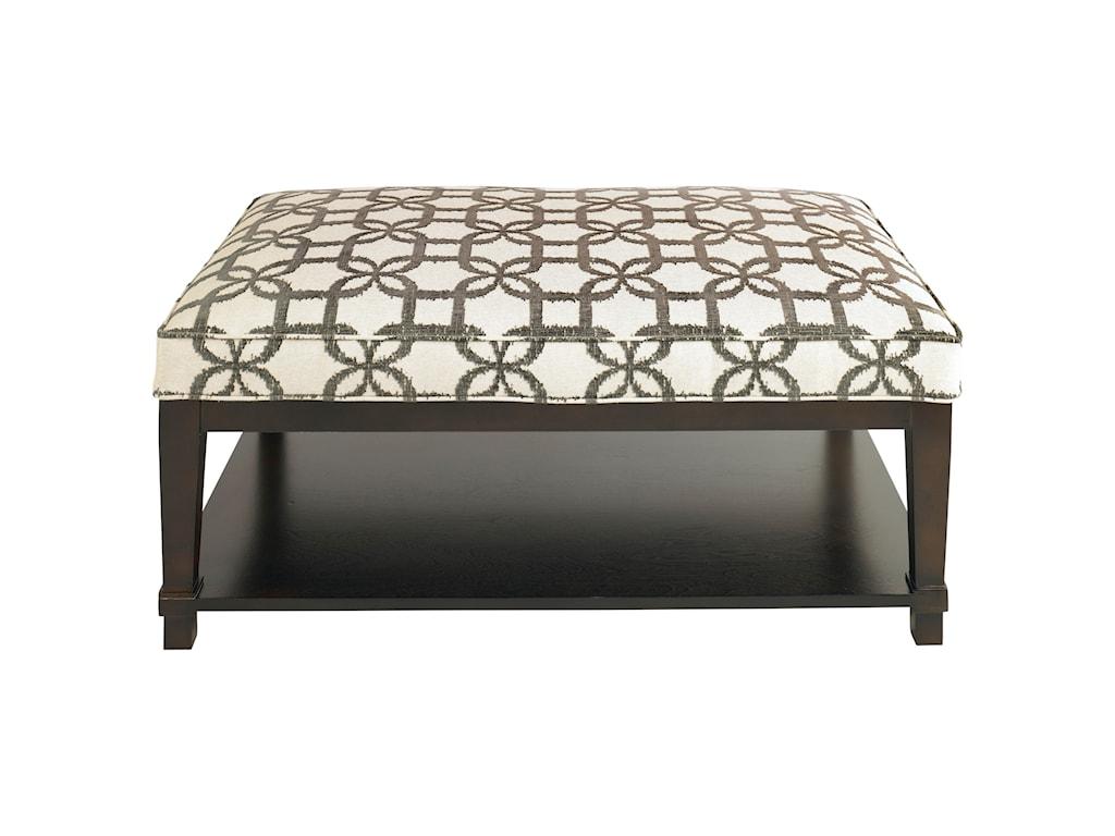Bassett HGTV HOME Design Studio Custom Ottomans44