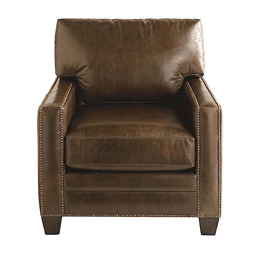 Bassett Ladson Classic Styled Den Chair