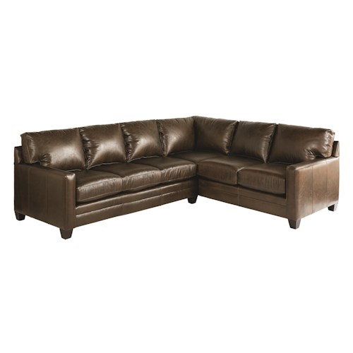 Sectional Sofa Ladson By Bassett Wilcox Furniture Sofa Sectional Corpus Christi
