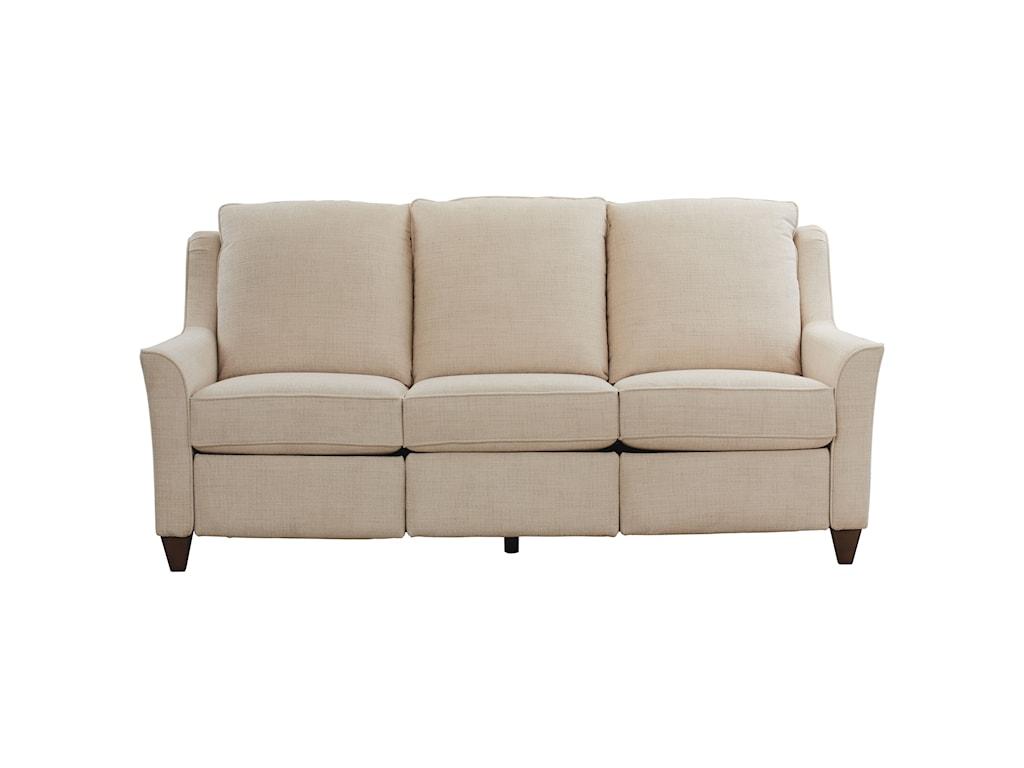 Bassett Magnificent MotionCustomizable Power Reclining Sofa