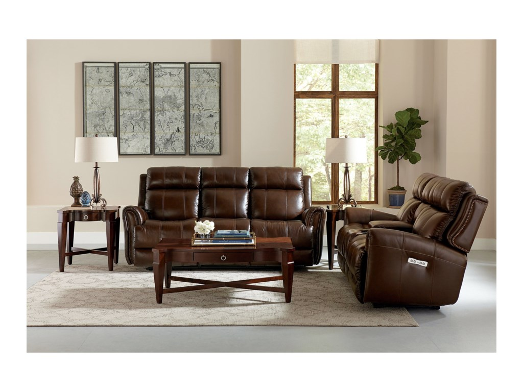 Marquee Reclining Living Room Group
