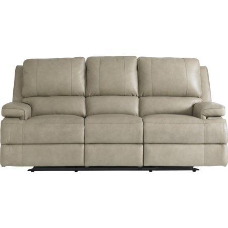 Power Headrest Reclining Sofa