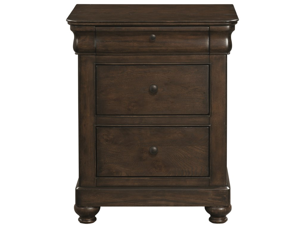 Bassett ProvenceBedside Table