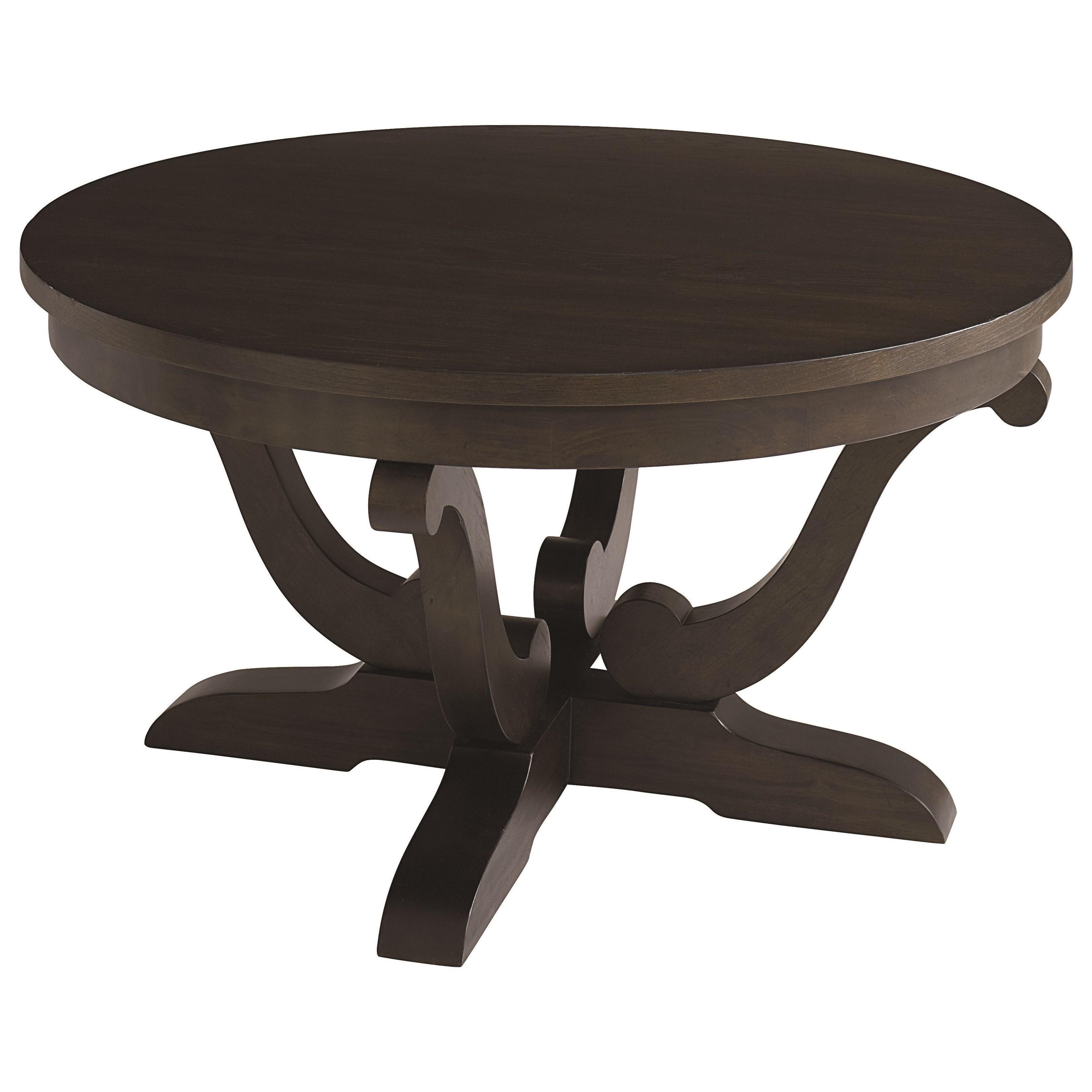 Bassett Oval Coffee Table Bassett Mirror Avery Dining Table 54